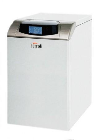 Caldera de gasoil de marca Ferroli modelo Atlas D30 SI Unit