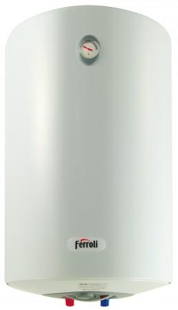 Termos eléctricos Ferroli de alta eficiencia para agua caliente sanitaria.