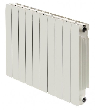 Radiador Ferroli para calefacción de una vivienda
