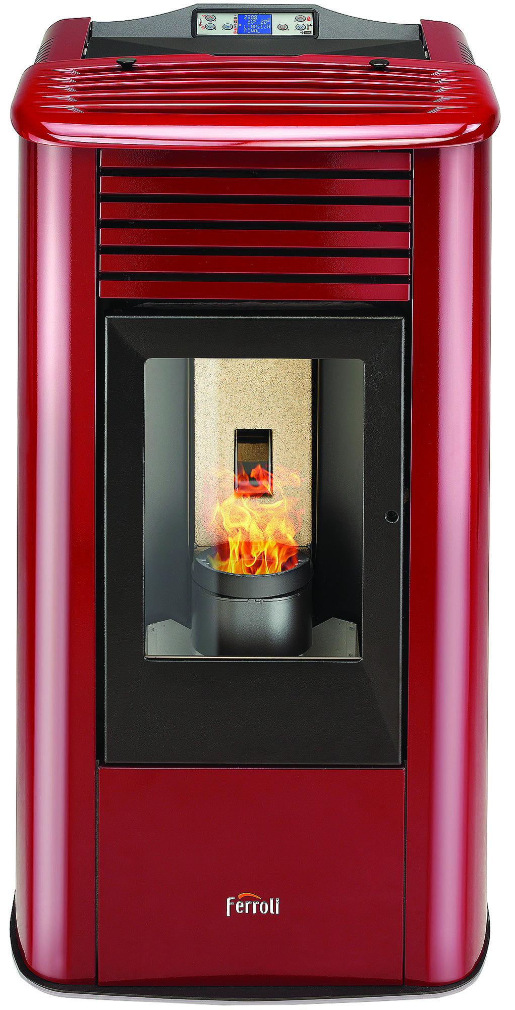Instalar calderas de biomasa en vitoria calefacci n con - Termoestufa de pellets ...