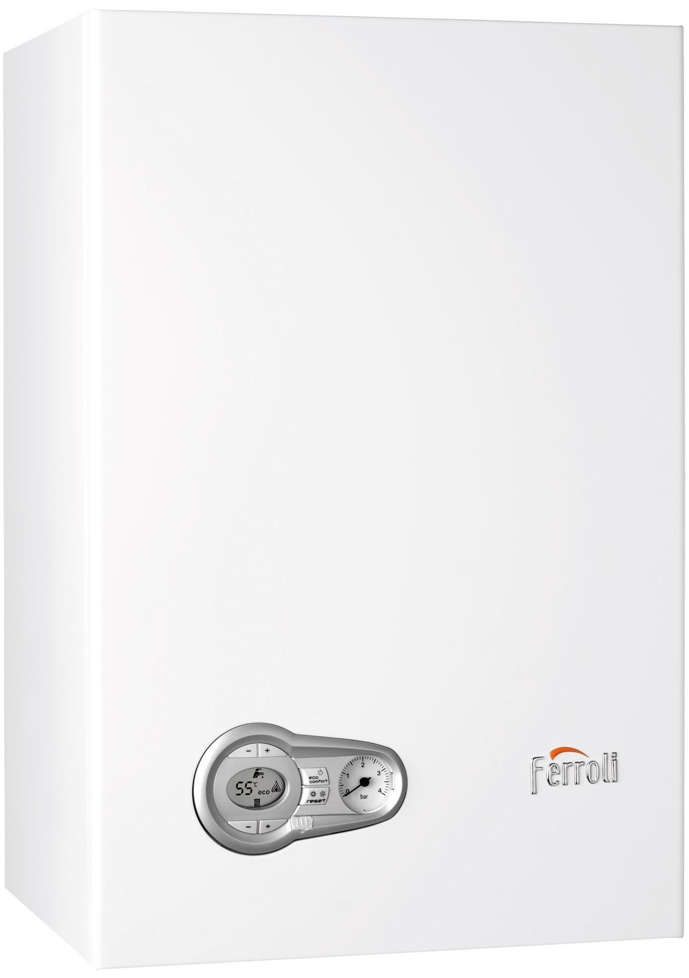 Caldera gas condensación Ferroli BLUEHELIX TECH