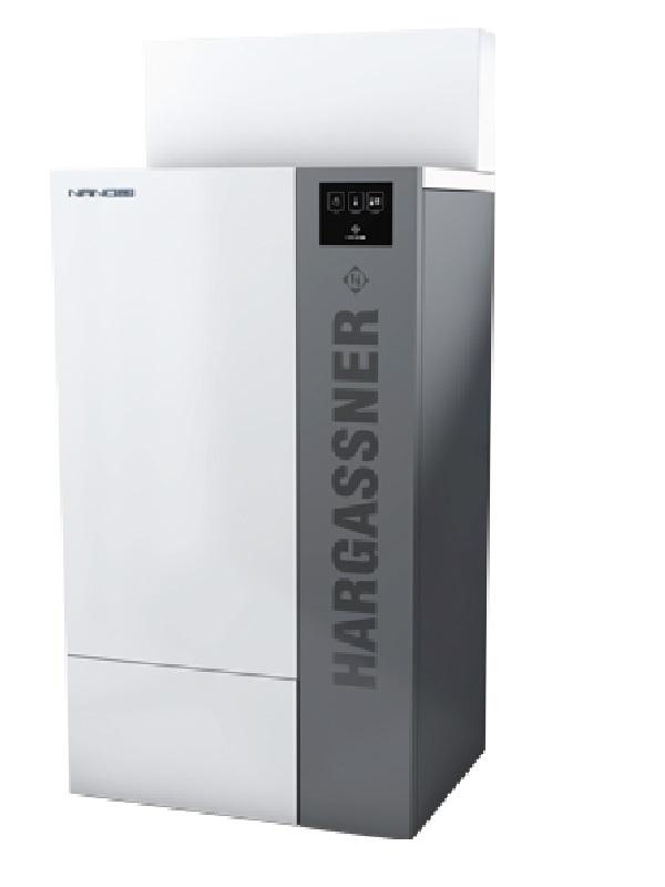 Caldera de biomasa Hargassner