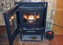Calefacción por pellets en Álava