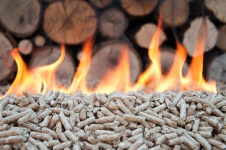 Chimenea de Pellets - Biomasa