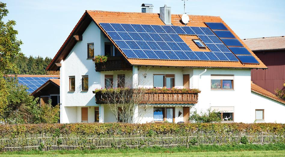Calefacción con energía solar