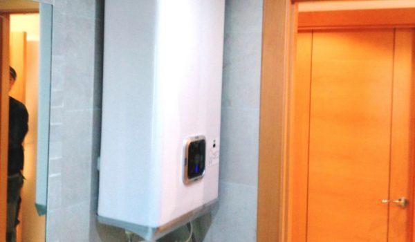 instalacion de termo electrico
