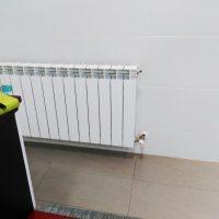 Cambio de radiadores calefaccion