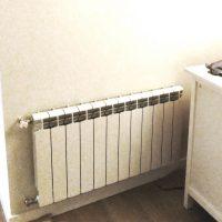 Instalacion de radiadores de calefaccion