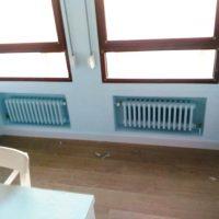 instalacion de radiadores