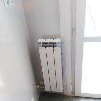 radiadores de agua estrechos